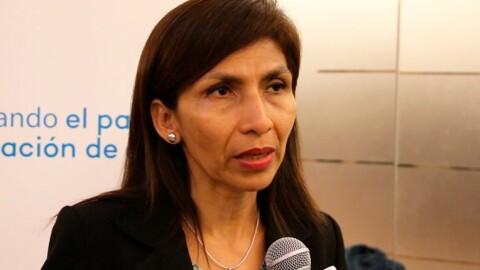 Designan a Pilar Saavedra en la Dirección de Apoyo a la Gestión Educativa Descentralizada
