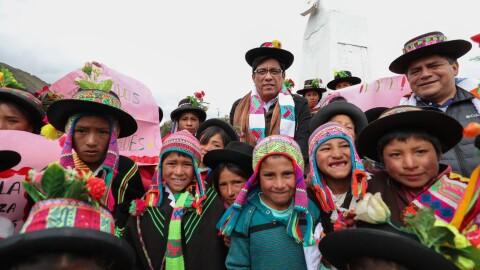 PCM: Ayacucho, Puno y Apurímac recibieron los mayores montos para cierre de brechas