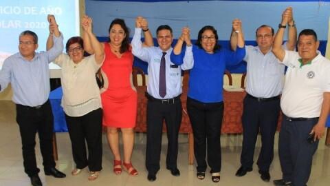 Loreto: se realizó jornada de trabajo por el Buen Inicio del Año Escolar 2020