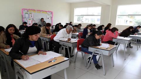 Minedu prepublica más de 106 mil plazas para contratación docente 2020
