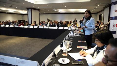 Instalan 18 comisiones regionales multisectoriales para Buen Inicio del Año Escolar