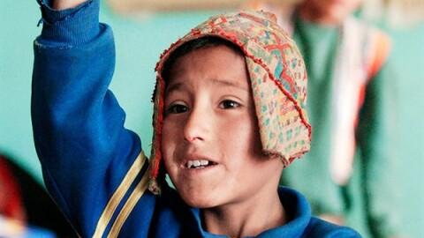 Mejora de aprendizajes en 135 instituciones educativas del ámbito rural