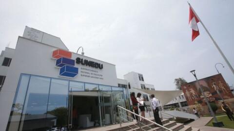 Minedu presentará propuesta legislativa para que Sunedu licencie institutos