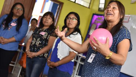 Verano Pedagógico en la DRELM: más de 2500 docentes se capacitan antes del inicio del año escolar