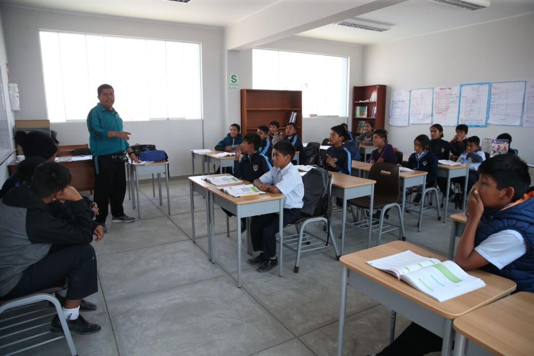 docentes andina