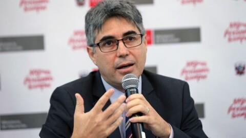 Sandro Parodi Sifuentes es el nuevo viceministro de Gestión Institucional
