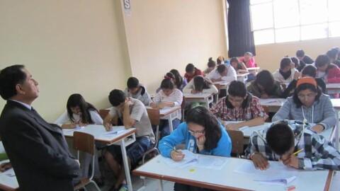 Contratarán 1,200 docentes para institutos pedagógicos públicos