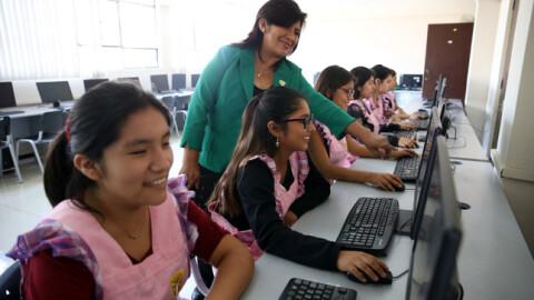 Invertirán 100 millones de soles para mejorar condiciones en institutos tecnológicos y pedagógicos