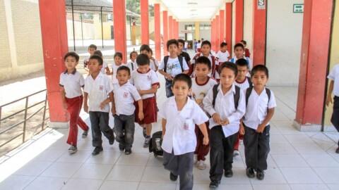 Piura: Alistan sanciones contra directores que no tengan listos los colegios