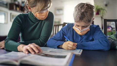 Escuelas y coronavirus, tres desafíos urgentes, un artículo de Marcelo Cabrol