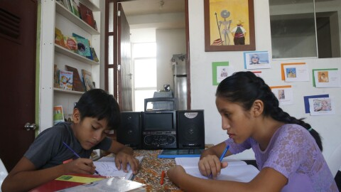 Huancavelica: estado del Aprendo en Casa en la región