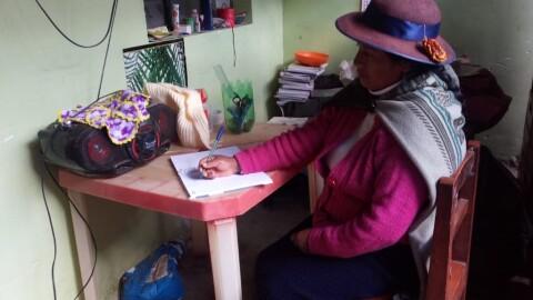 Edugestores reporta: Aprendo en casa en las regiones