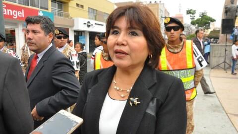 Edith Anahua es la nueva directora de la DRELM