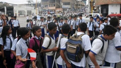 Tumbes: Ochenta colegios no imparten clases virtuales por falta de electricidad