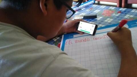 Aprendo en Casa cumple un mes con millones de usuarios en todo el Perú