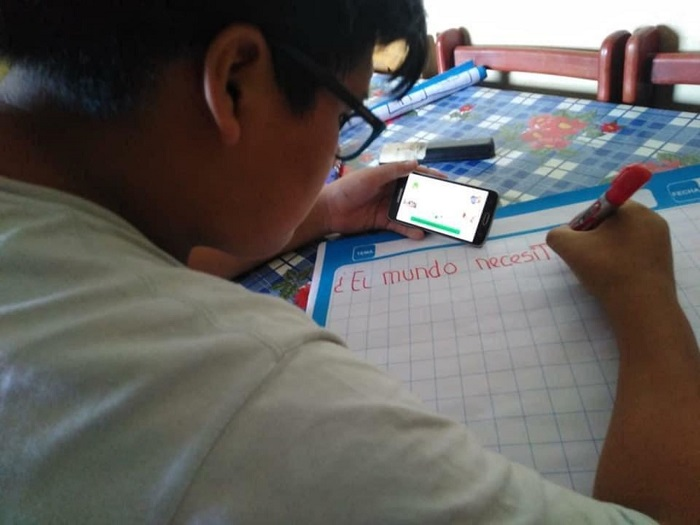 andina aprendo en casa
