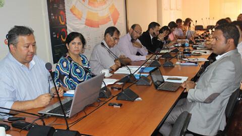 Edugestores participó en diálogo sobre acciones ante COVID-19 en Mesa de Gestión Descentralizada y Equidad del CNE