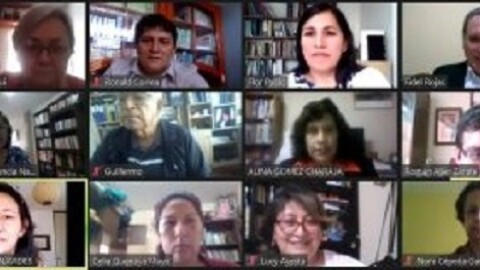 Red Educativa Rural «Maestros Forjadores del Saber» MAFORSA y su trabajo con Aprendo en Casa