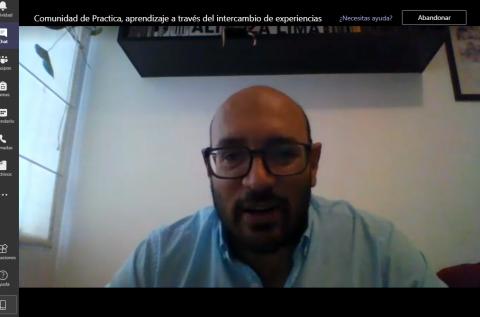 Avanzar hacia gestión educativa desde el propio territorio, entrevista a José Carlos Vera