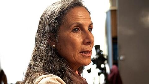 """Patricia Salas: """"Hoy día los maestros están en la primera línea de defensa de nuestro futuro"""""""