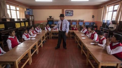Minedu autoriza el inicio de clases presenciales en zonas rurales a partir del 1 de julio