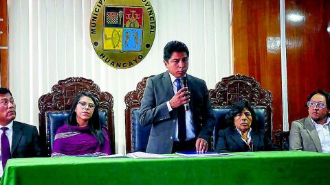 Junín: Nuevo titular de la DRE anuncia cambios en especialistas y jefaturas