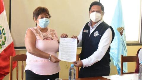 Loreto: Nauta y Requena con nuevos directores de UGEL