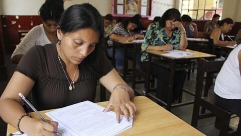 Más de seis mil docentes concursarán para el cargo de director de UGEL
