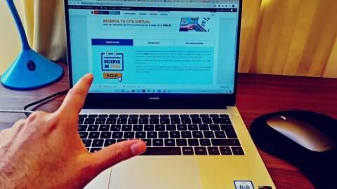 DRELM reinicia su atención presencial previa reserva de citas de forma virtual