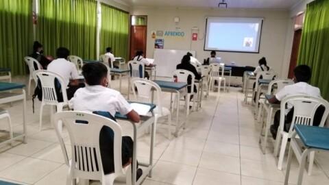 """Piura: """"Aprendo en tambo"""" asegurará el acceso a internet en los escolares de Ayabaca"""