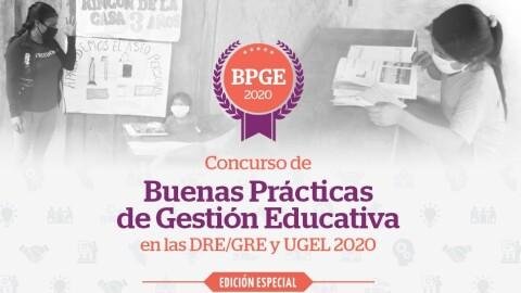 Minedu lanza Concurso de Buenas Prácticas de Gestión Educativa edición especial 2020