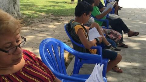 """Loreto: Gobierno Regional impulsa """"Sábados de Lectura al Aire Libre"""" en Pebas"""