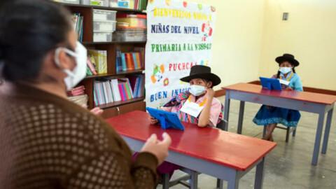 El año escolar 2021 se iniciará el 15 de marzo en las escuelas públicas