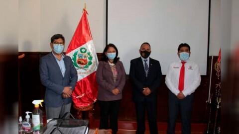 Ayacucho: presentan a nuevo director de educación
