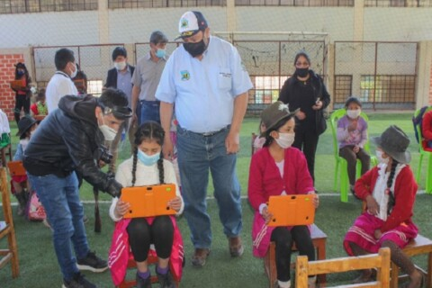 Apurímac: Gobernador pide postergar inicio de clases presenciales por COVID-19