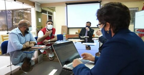 Minedu instala en Cajamarca el Comité Regional Multisectorial para el Buen Retorno al Año Escolar 2021