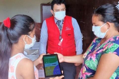 Tumbes: Contraloría verifica distribución de tabletas a escolares y docentes