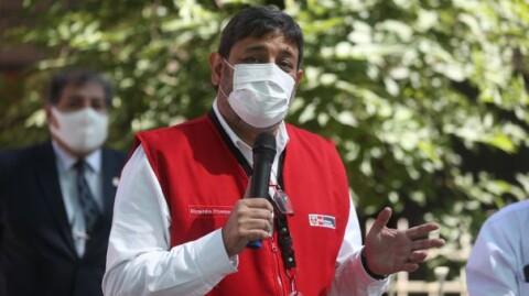 """Ricardo Cuenca: """"El Ministerio de Educación no está obligando a nadie a abrir las escuelas"""""""