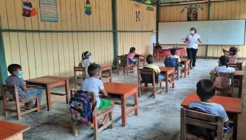 Arequipa: 17 instituciones educativas retornarán a clases semipresenciales desde hoy
