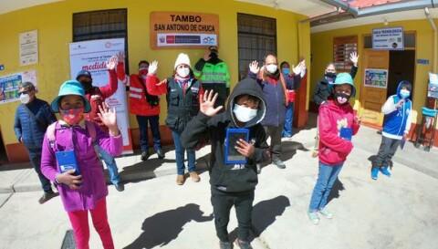 Minedu: el reinicio de clases semipresenciales en Arequipa cumplió con los protocolos establecidos